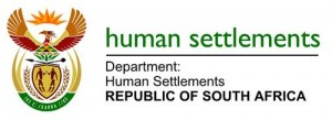 Department Human Settlements Logo