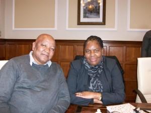 Phumzile & Mrs Mafu